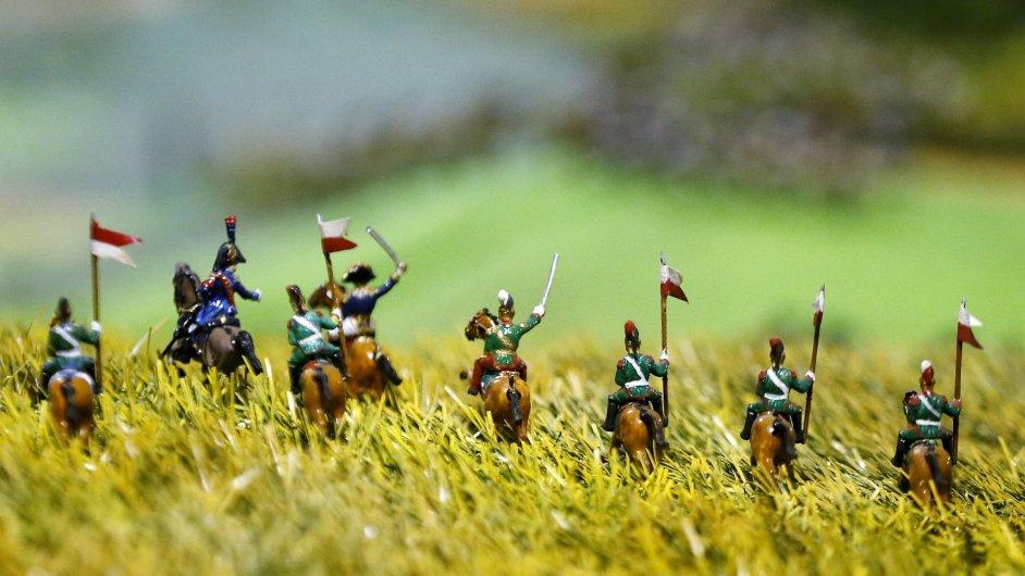 Lístky na rekostrukci slavné bitvy si můžete koupit v předprodeji od 58 eur na stránkách Waterloo2015.org.
