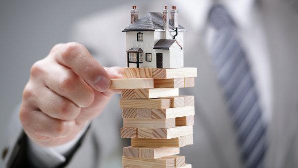 Objem hypoték v loňském roce přesáhl 190 miliard korun - Ilustrační foto.