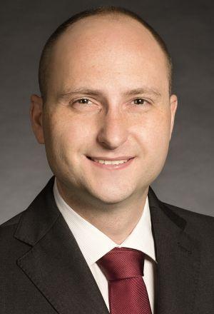 Michal Hrabovský, vedoucí advokát advokátní kanceláře bpv Braun Partners Praha