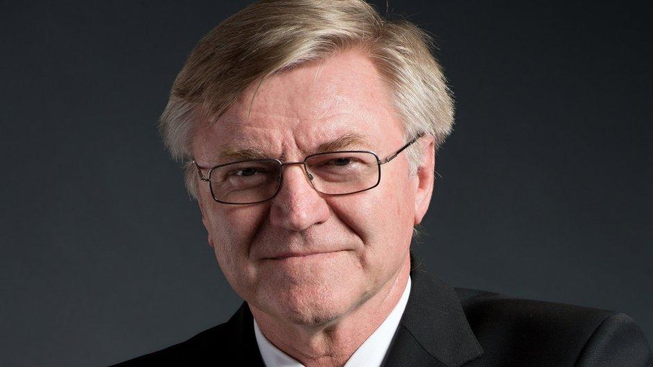 Rostislav Dvořák, předseda Svazu českých a moravských výrobních družstev