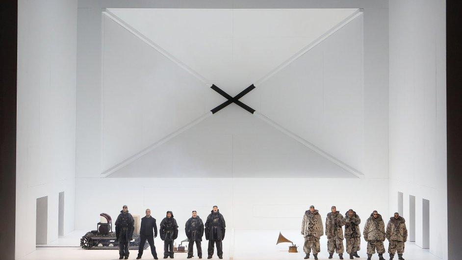 Nejbližší reprízy opery Jižní pól se v Mnichově plánují na dny 3., 6., 9. a 11. února.