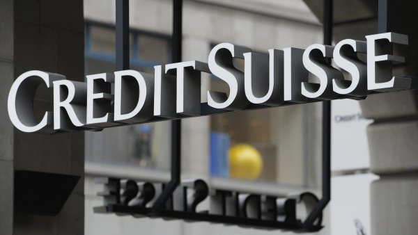 Credit Suisse je po sedmi letech ve ztrátě - Ilustrační foto.