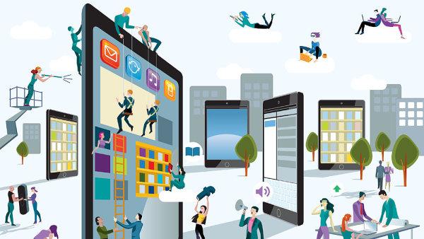 Digitální dovednosti - Ilustrační foto