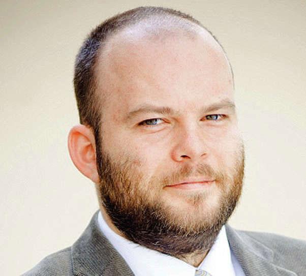 Maxim Tomoszek, proděkan Právnické fakulty Univerzity Palackého v Olomouci.