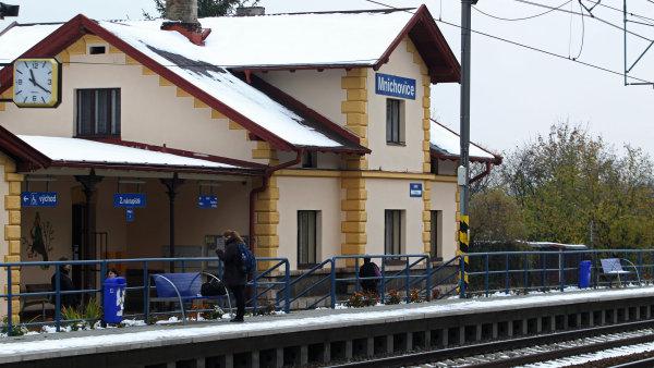 Datum plánovaného převodu zhruba 1500 budov zatím České dráhy neuvedly - Ilustrační foto.