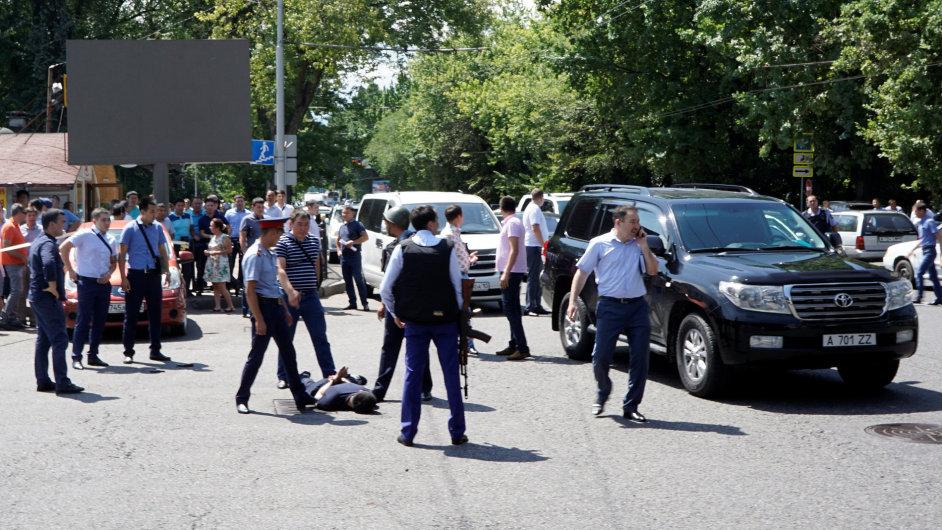 Islámští radikálové zaútočili v Kazachstánu ve města Almata.