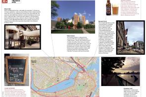 Moje víkendová cesta: Vítejte v Bostonu, nejevropštějším městě v Americe