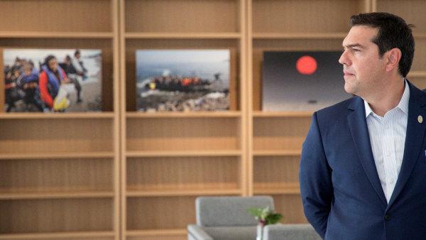 Kvůli stávce reportérů nebude televizí přenášen večerní projev řeckého premiéra Alexise Tsiprase - Ilustrační foto.