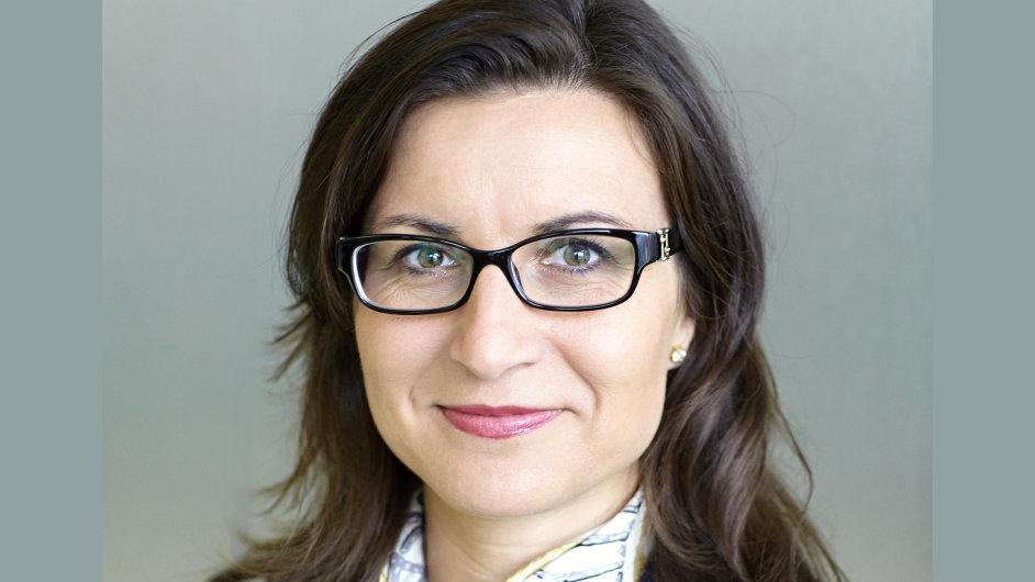 Klára Escobar, ředitelka Útvaru lidských zdrojů české pobočky banky BNP Paribas Personal Finance
