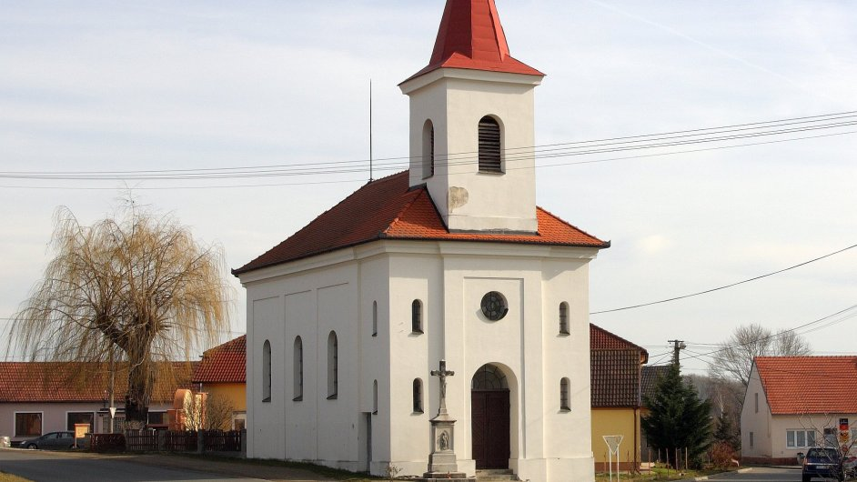 Němčičky (okres Brno-venkov) - kaple Narození Panny Marie