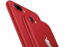Apple začíná prodávat červený iPhone 7, lepší iPhone SE a tlustší a levnější verzi iPadu Air