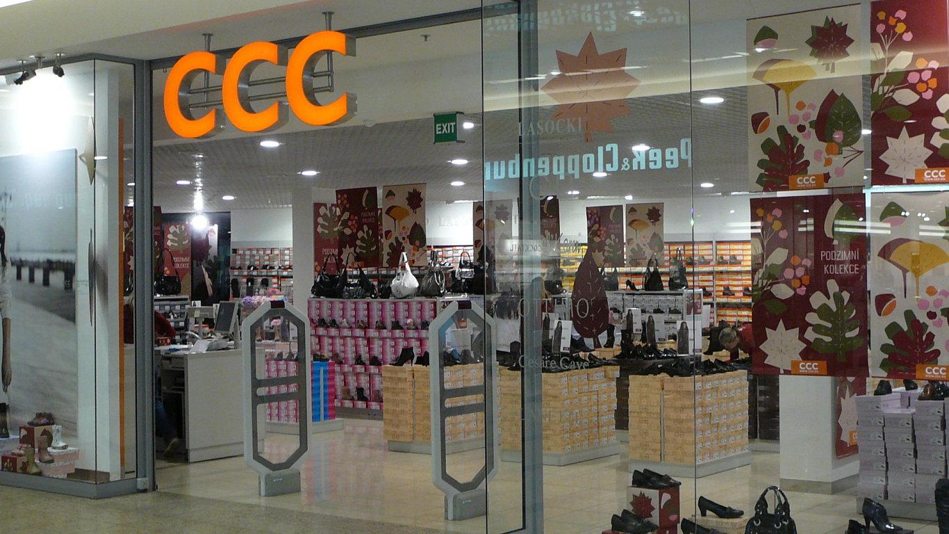 Levné boty z CCC expandují do Evropy.