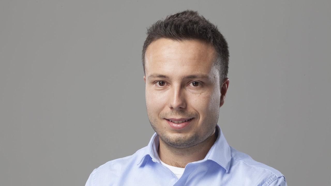 Jan Mašek, výkonný ředitel Mladé fronty