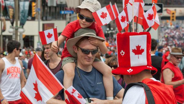 Kanada spouští základní příjem - Ilustrační foto.