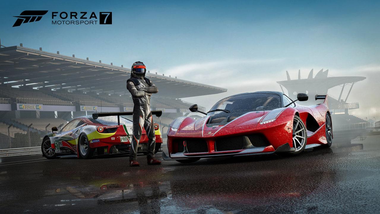 Forza Motorsport 7 je extrémní oslavou automobilů.