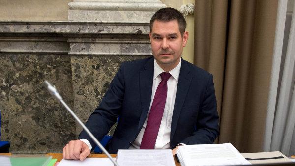 Ministerstvo průmyslu překopává úřad, o funkci náměstka má přijít Havlíček z ČSSD spojovaný s lithiem