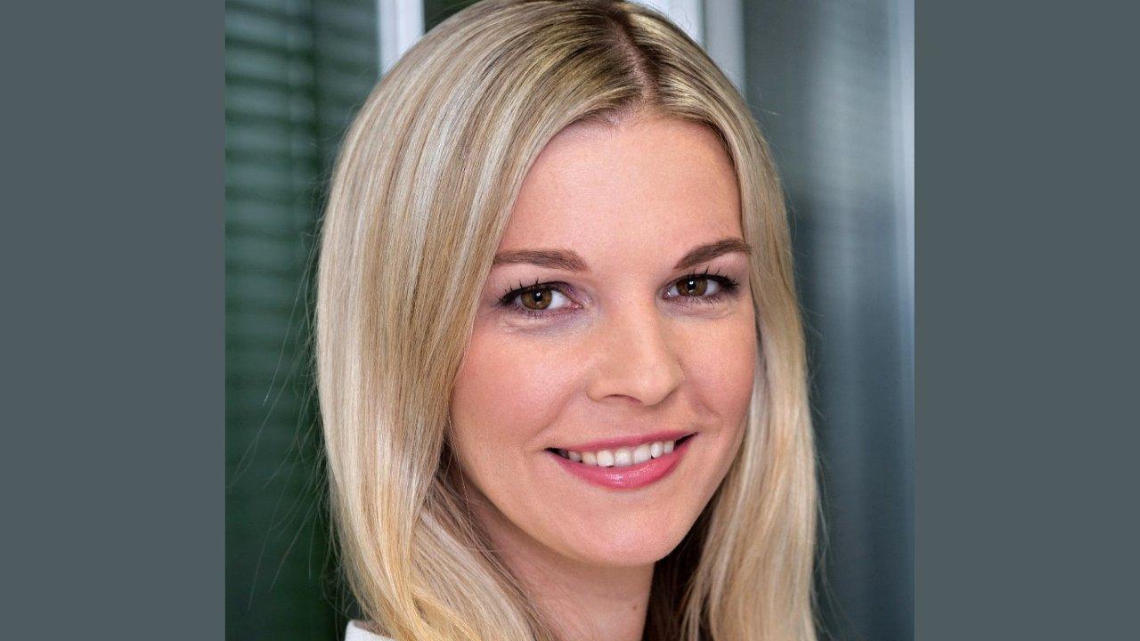 Jana Karasová, tisková mluvčí Air Bank