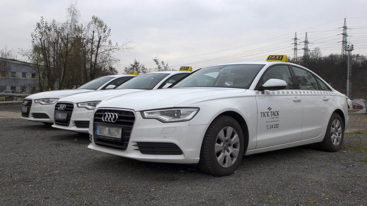 Příjezd Audi už nebude u Tick Tacku jistotou. Kdo nebude chtít čekat nebo bude chtít šetřit, pojede Octavií.