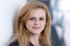 Agnieszka Gorecki, marketingová ředitelka společnosti HEINEKEN Česká republika