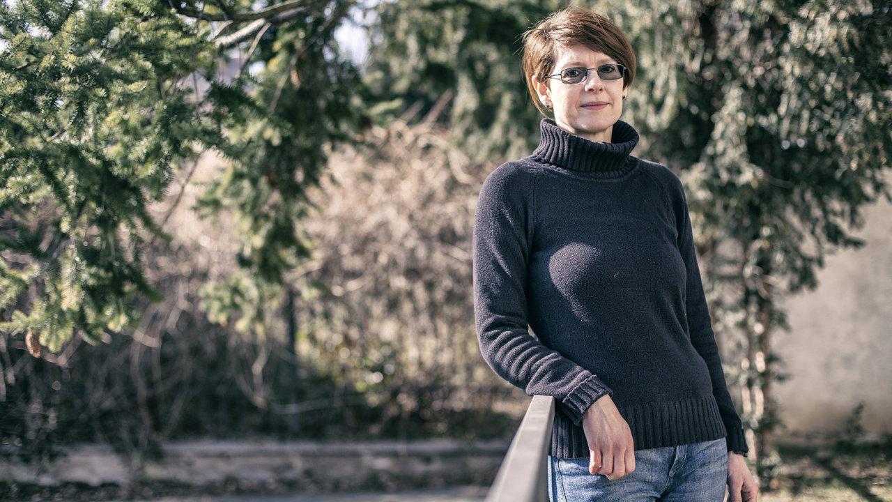Kateřina Soukupová, Laskavec, Nadace Karla Janečka, Veverky