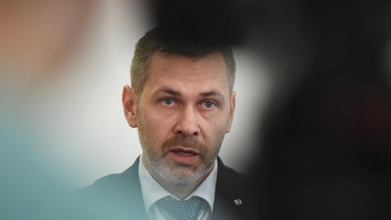 Evžen Machytka, nový ředitel Fakultní nemocnice Ostrava.