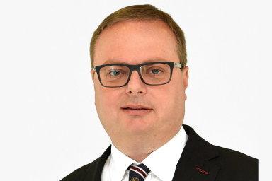 Vratislav Strašil, jednatel Volkswagen Financial Services v České republice