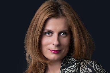 Denisa Voleková, ředitelka společnosti Top Vision
