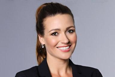 Eva Čerešňáková, ředitelka komunikace a mluvčí Trinity Bank
