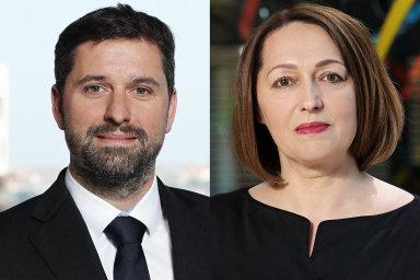Martin Hruška a Marcela Havrilová, společnost Microsoft