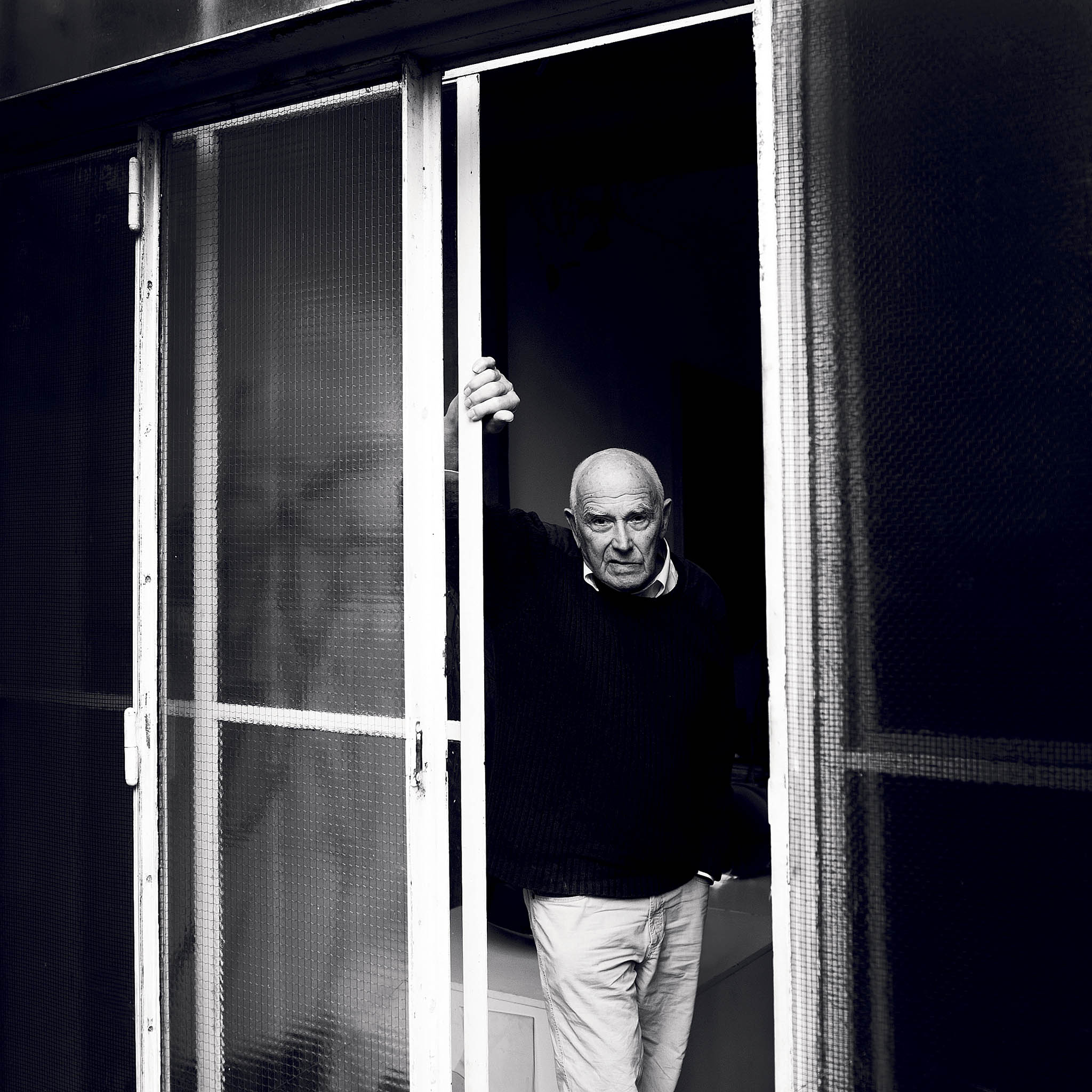 Sochař a architekt Václav Cigler
