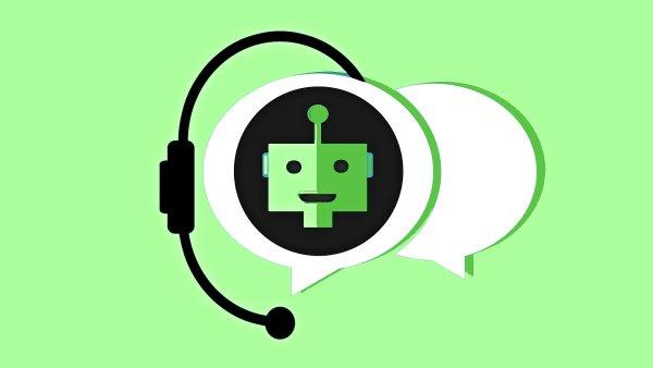 Chatbot, ilustrační foto