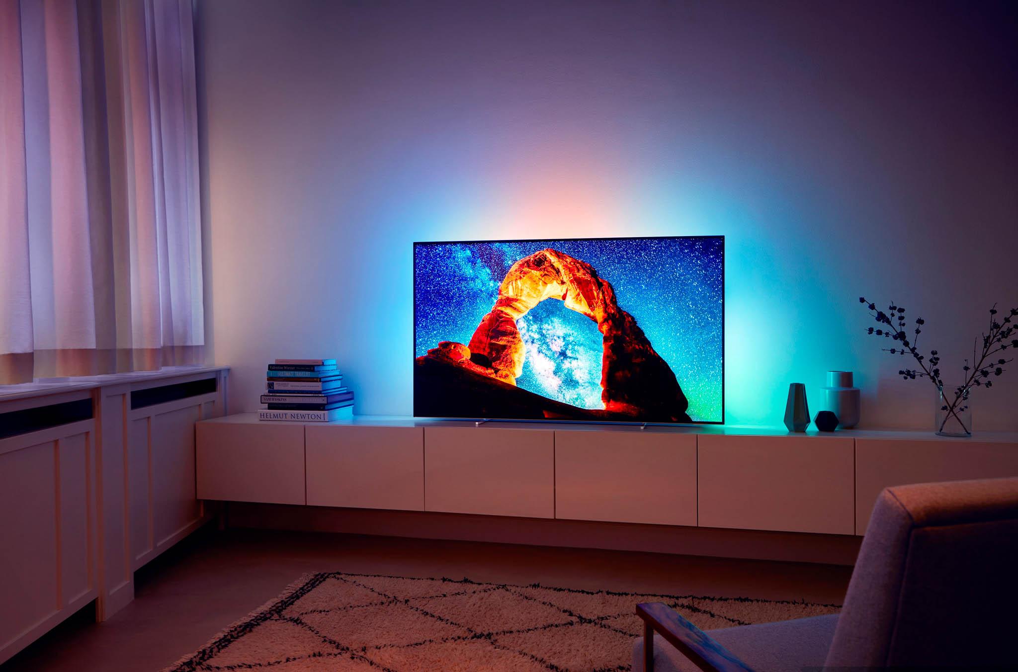 Televizor Philips 55OLED803.
