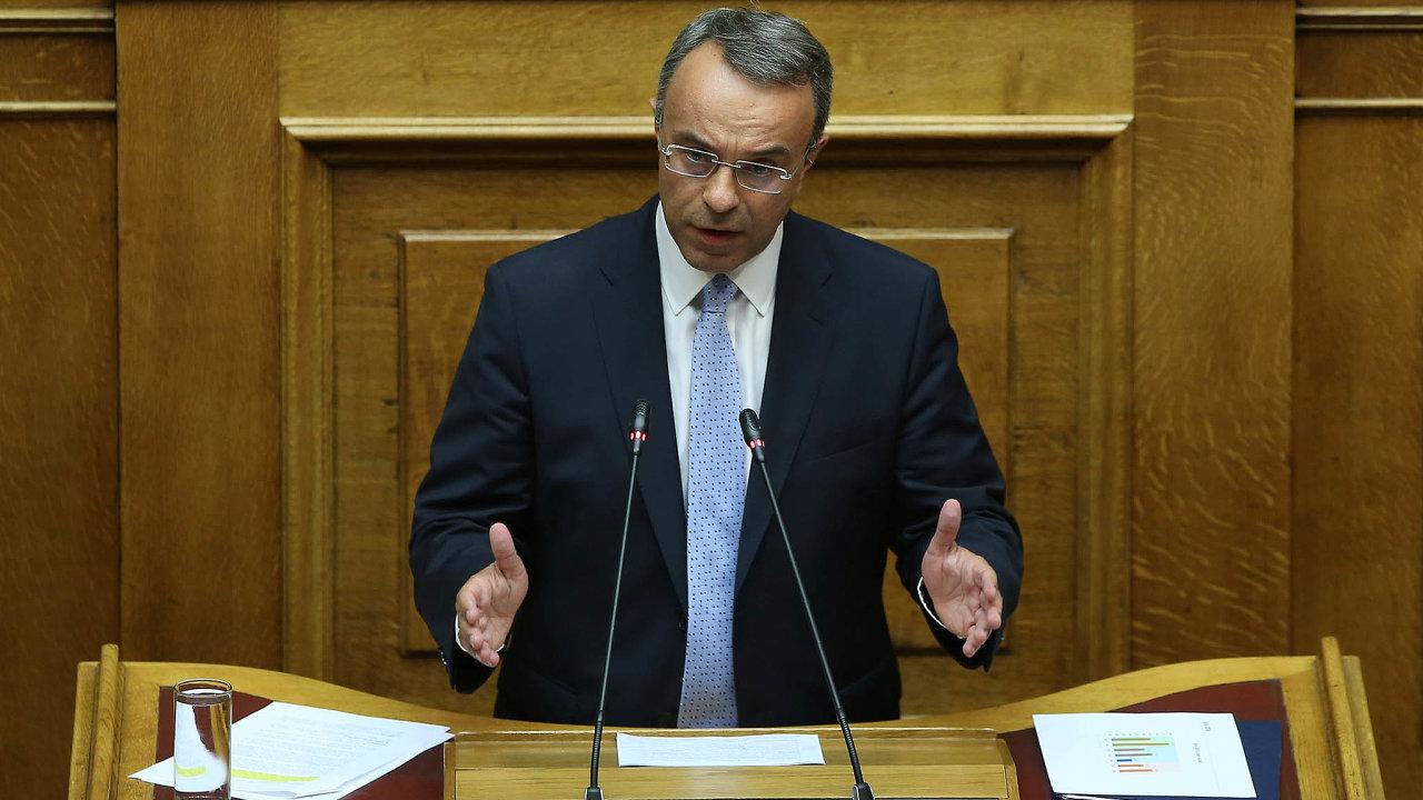 Ministr Christos Staikouras je přesvědčen, že Řeckobude schopno dodržet klíčové závazky dané věřitelům.