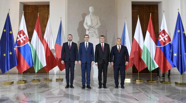 Jednání premiérů zemí V4 s partnery ze západního Balkánu.
