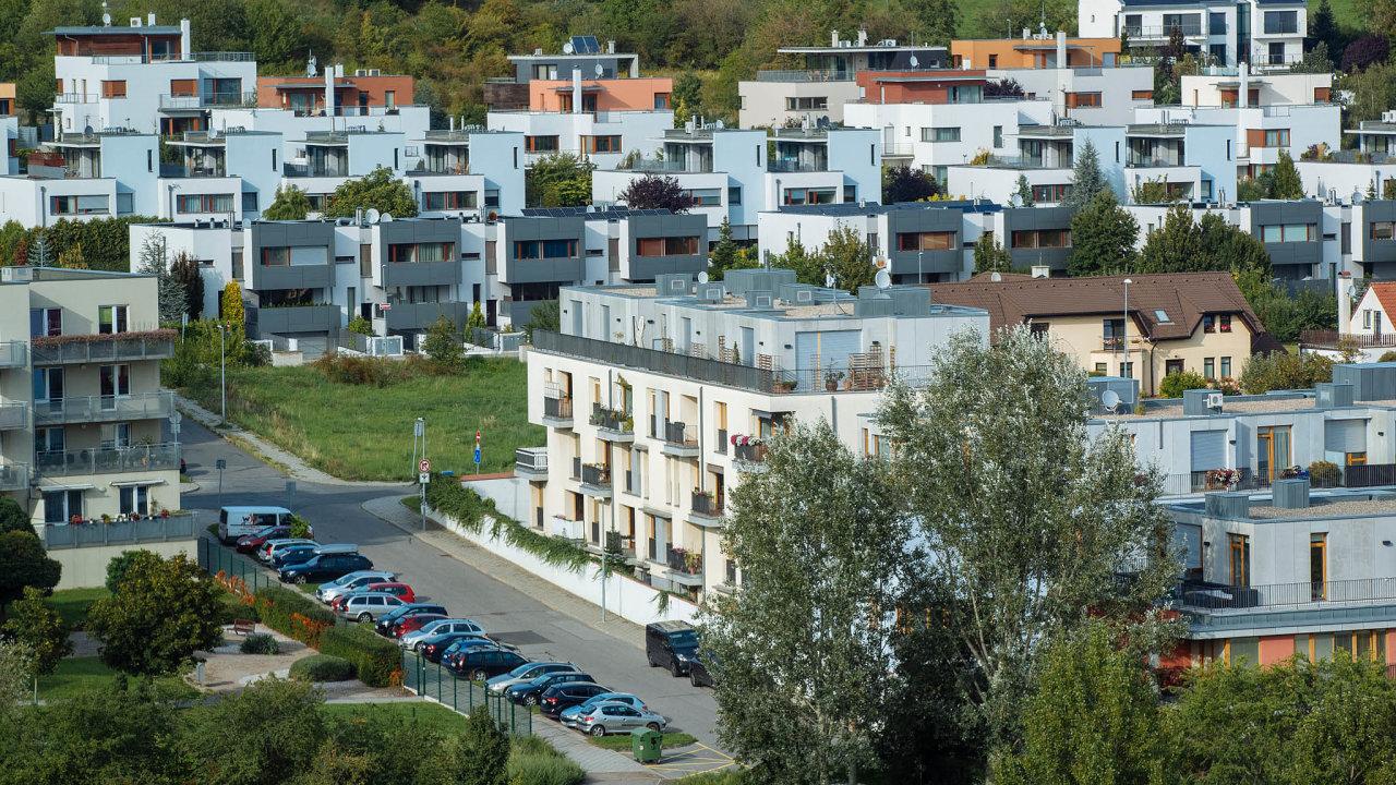 Evropská rada pro systémová rizika varuje Česko před kolapsem na trhu s bydlením.