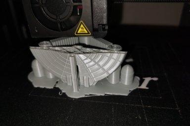 3D tiskárna Ender 3 Pro patří mezi nejlevnější, přitom zvládá velké a kvalitní tisky