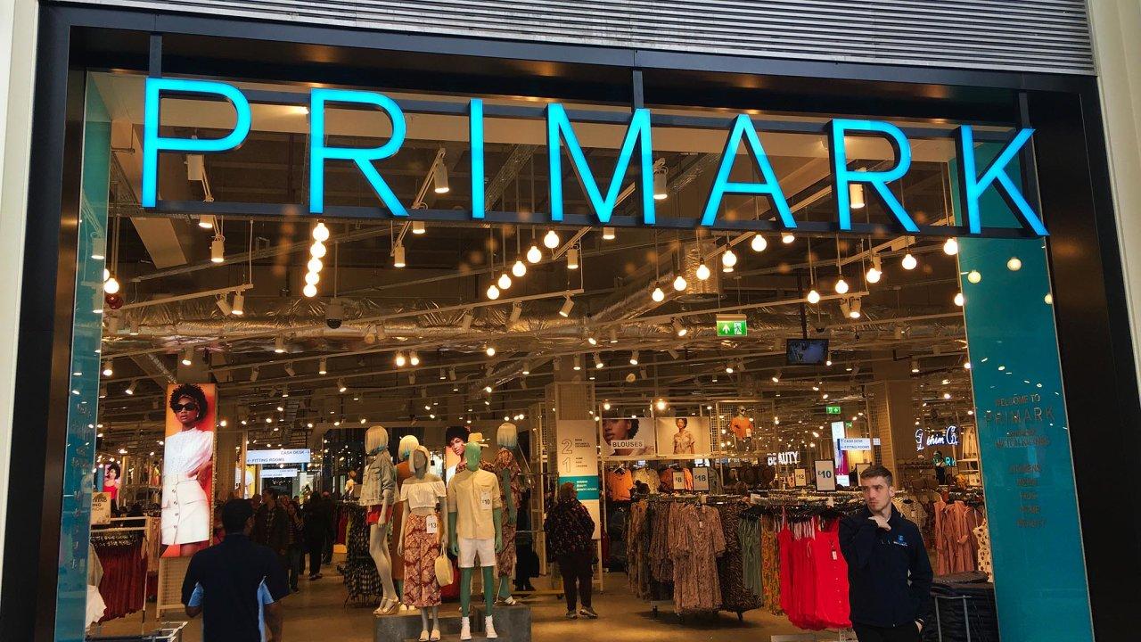 Primark má více než 370 obchodů ve12 zemích.