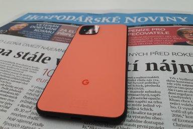 TEST: Pixel 4 skvěle fotí a nový Android je bezpečnější a rychlejší. Baterie táhne telefon dolů