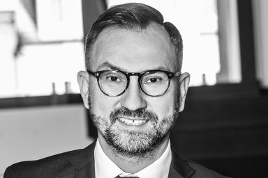Petr Ouška, obchodní ředitel COFACE pro Českou republiku a Slovensko