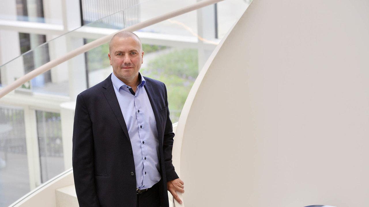Vedoucí partner oddělení finančního poradenství společnosti Deloitte Česká republika Miroslav Svoboda.