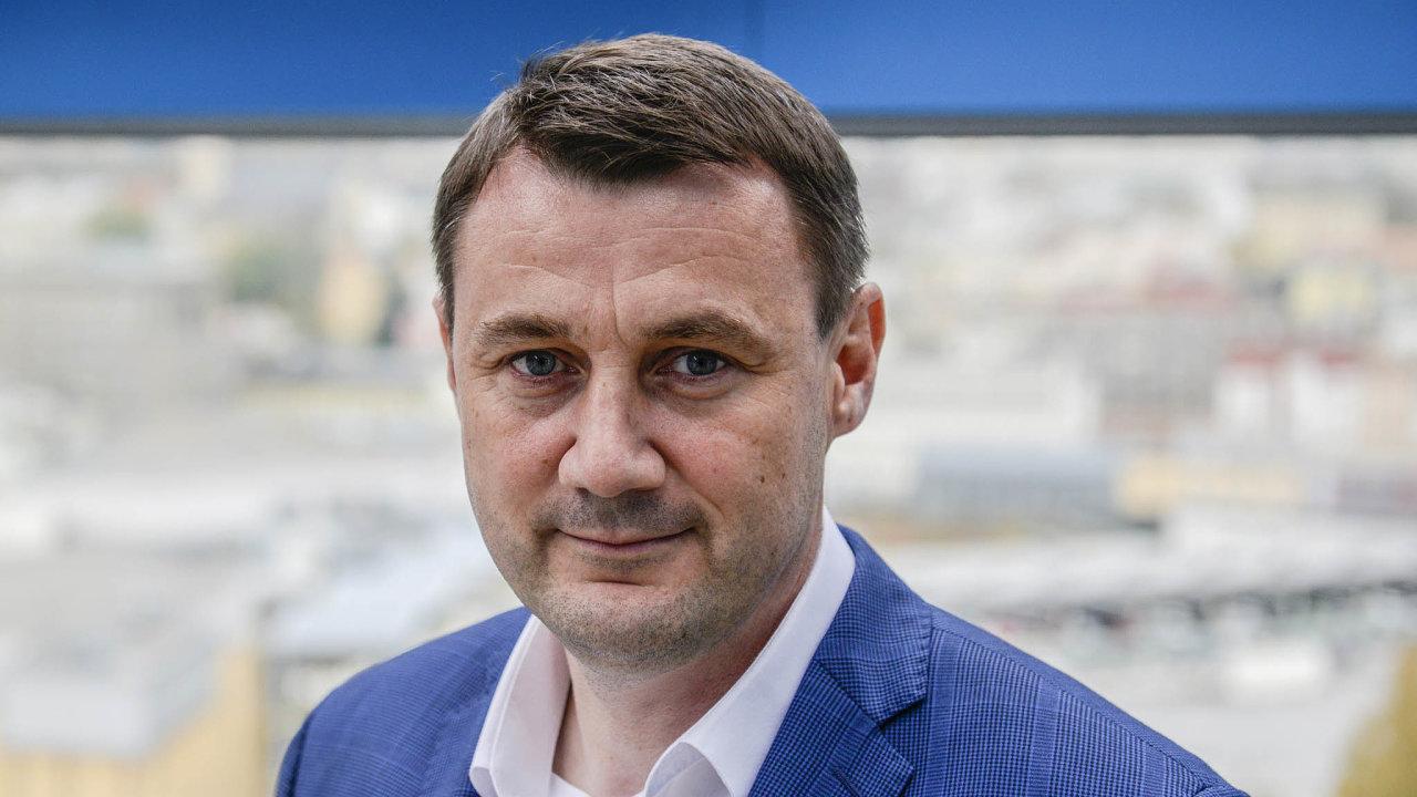 Nadluhy si vydělám: Hejtman Libereckého kraje Martin Půta je nejzadluženější mezi primátory ašéfy krajů.