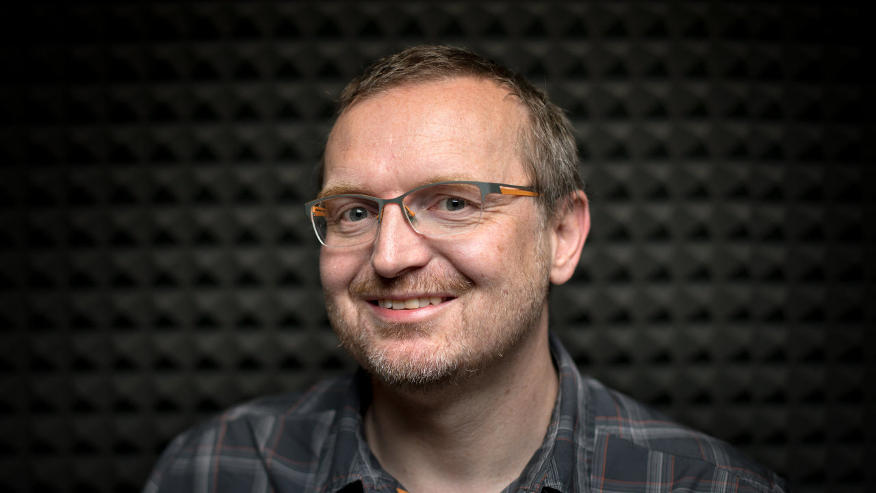 Michal Bláha.