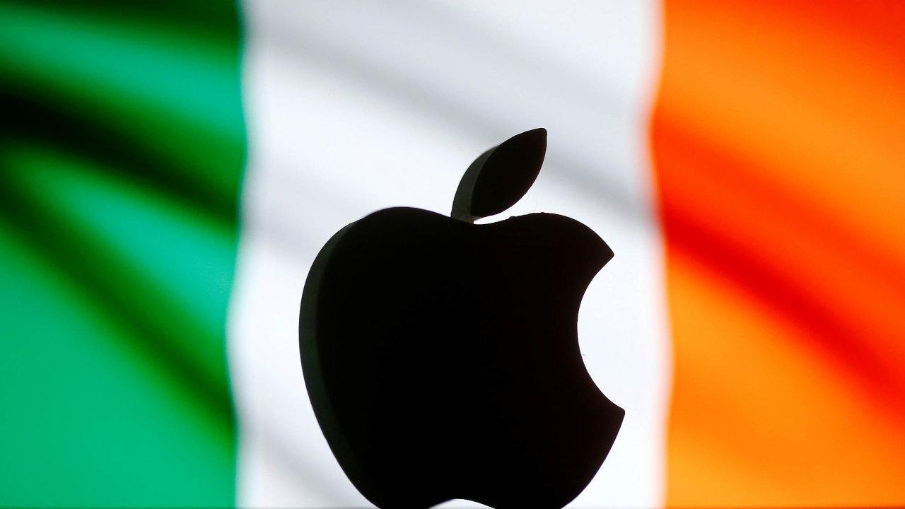 Soud zamítl rekordní pokutu pro Apple vkauze daní vIrsku.