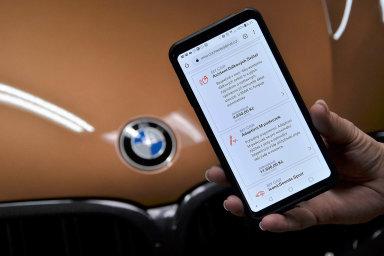 Komfort v autě půjde zvyšovat nákupem nových funkcí přes mobil
