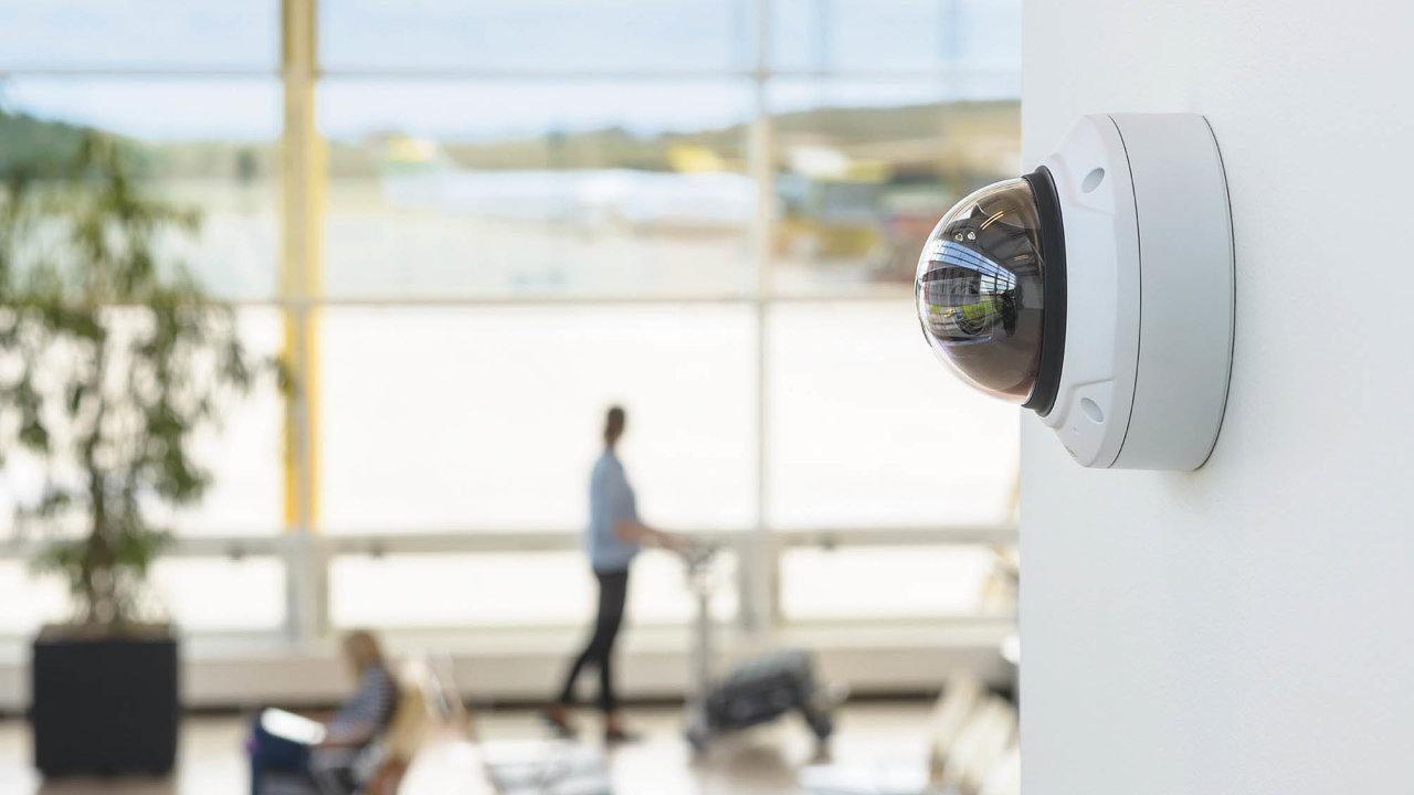 Kamerové systémy pohlídají i tělesnou teplotu