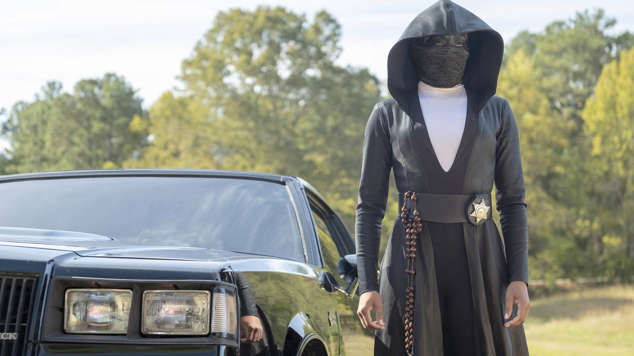 Watchmen (USA 2019), HBO GO, na letošních cenách Emmy získal jedenáct sošek.