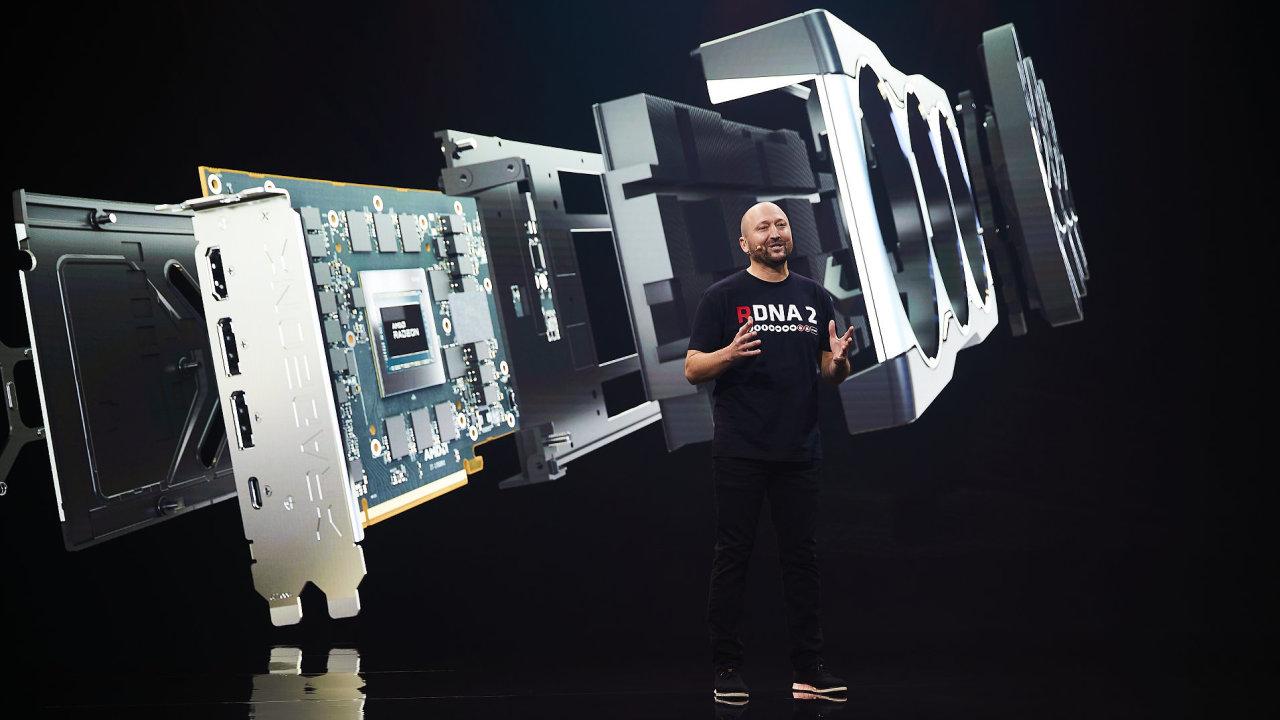Nové grafické karty od AMD vyrovnávají herní pole.