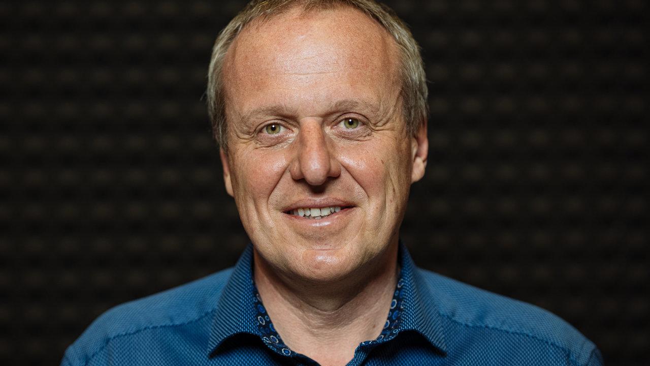 Dušan Kunovský, zakladatel Central Group