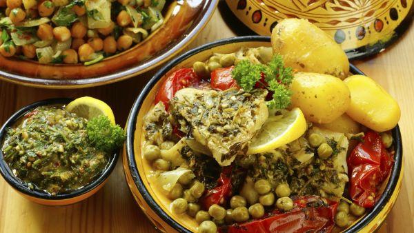 Marocký tažin