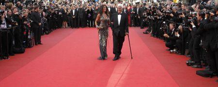 Belmondo v Cannes